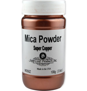Mica Powder - Super Copper - 20 g